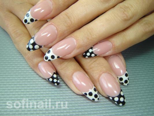 Наращивание ногтей в Иркутске