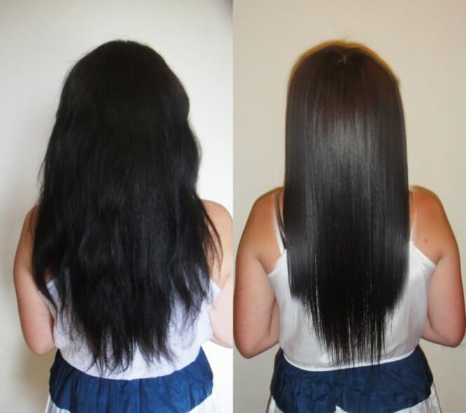 Лечение и восстановление повреждённых волос
